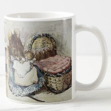 Beatrix Potter Two Bad Mice Mug